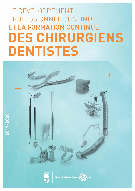 Brochure Dentistes 2019