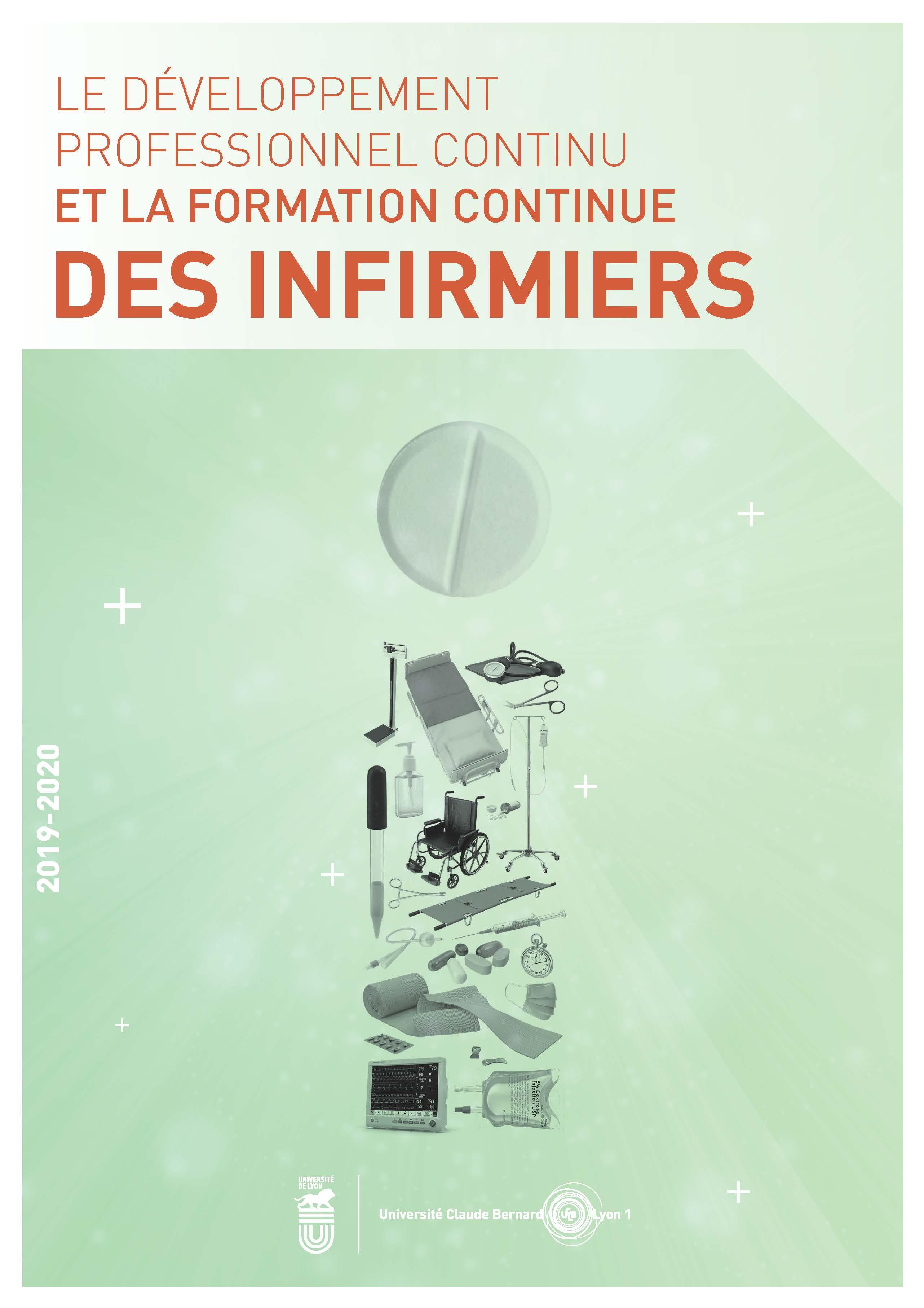 Brochure Infirmiers 2019