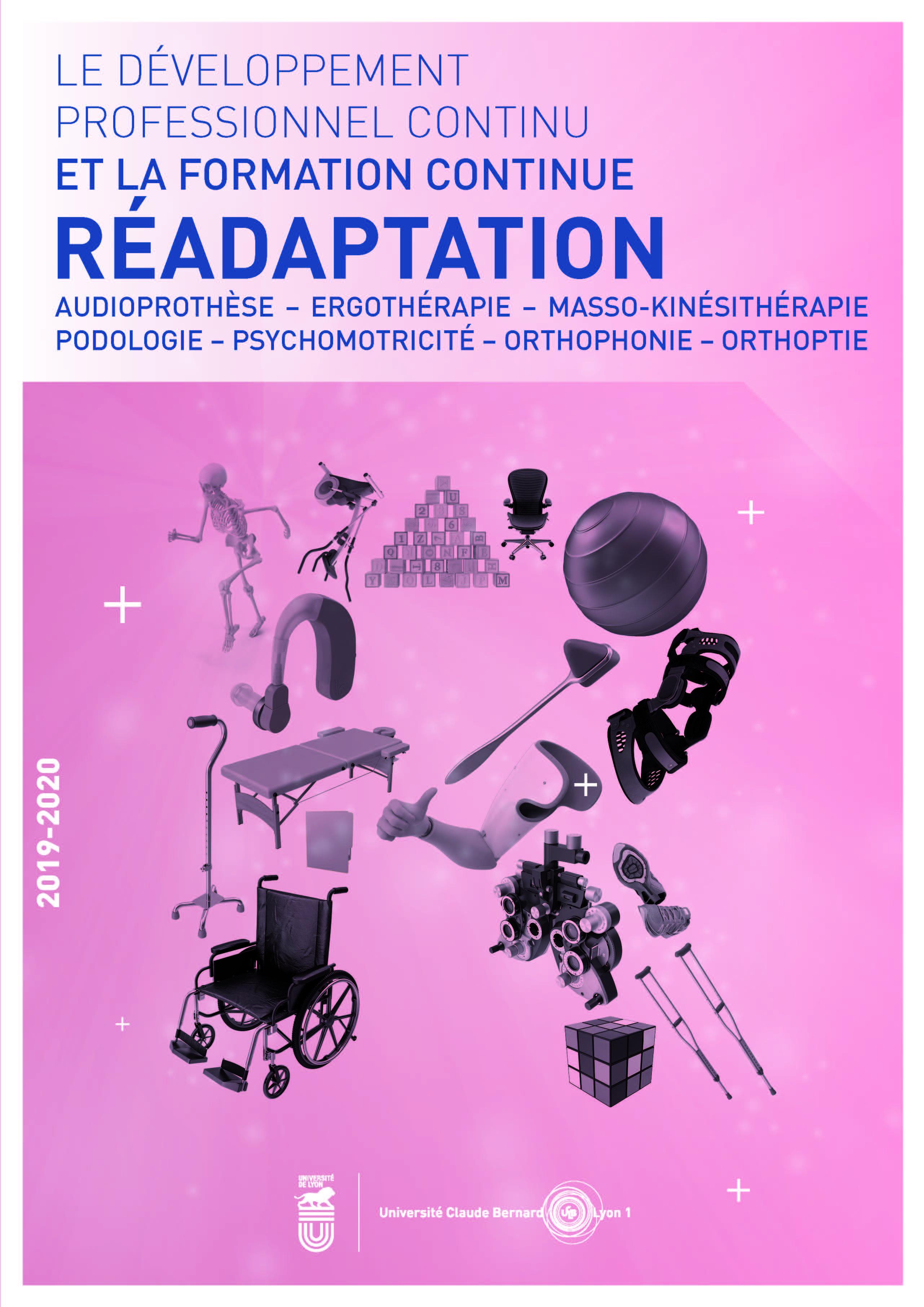 Brochure Readaptation 2019